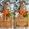 "Custom 5""x11"" or 10""x18"" Serving Boards (Up to 55% Off)"