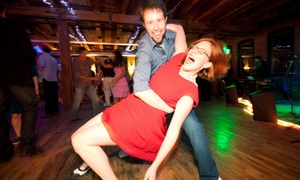 Boston Swing Central Incorporated: Swing Dance Class and Dance Party for 1 or 2, or Boot-Camp with Party from Boston Swing Central (Up to 57% Off)