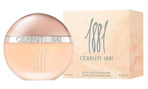 EDT 1881 Cerruti femme