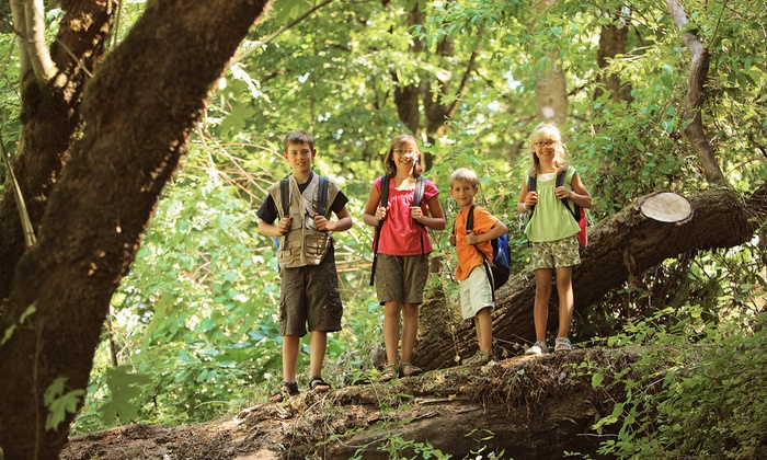 Ruffner Mountain Nature Preserve - South Eastlake: Family Membership, or Back Porch or Tree House Birthday Party at Ruffner Mountain Nature Preserve (Up to 59% Off)