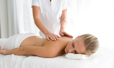 60-Minute Swedish or Deep-Tissue Massage at Holistic Zen Spa (Up to 51% Off)