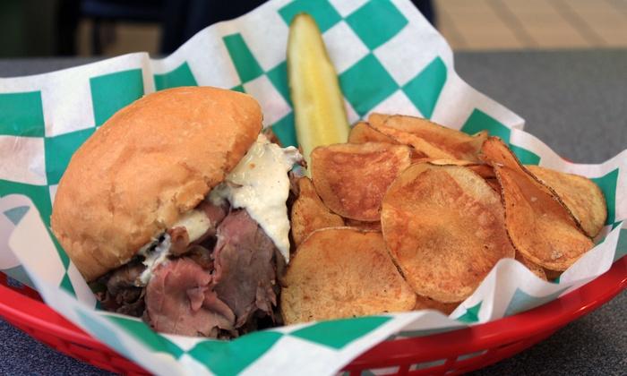 Pickles Deli - Warren: One Sandwich and Drink at Pickles Deli (40% Off)