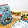 Suck UK Robot Shaped Tin Lunch Box