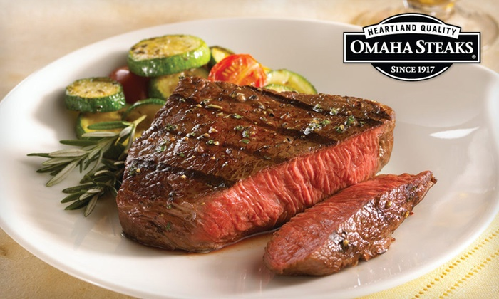 Omaha Steaks Gift Packs: Omaha Steaks Gift Packs (Up to 60% Off). Three Options Available. Free Shipping.