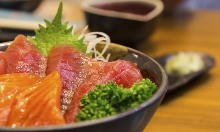 Yama Fuji Of Medway - Medway: $15 for $30 Worth of Japanese Food — Yama Fuji