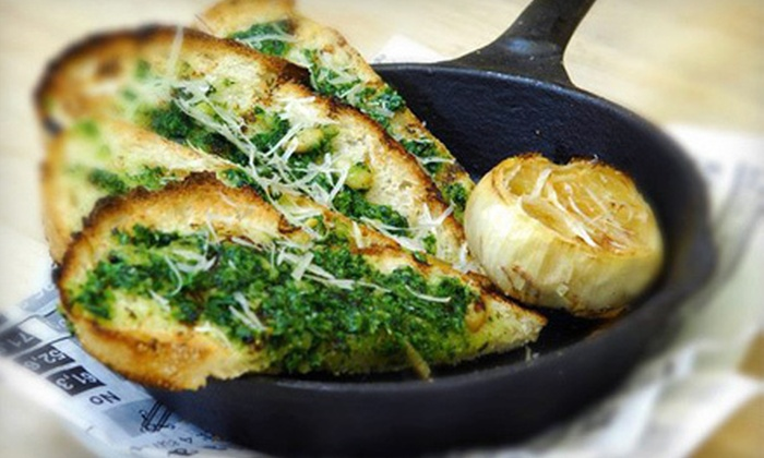 Slice of Vegas - The Strip: $15 for $30 Worth of Italian Fare at Slice of Vegas