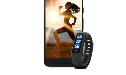 FitLife Fitnesstracker zur Überwachung der Gesundheit beim Trainieren inkl. Versand (Duesseldorf)