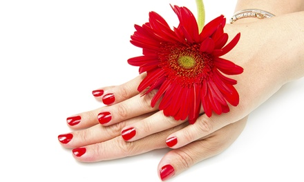 Gel Manicure ($19) or Pedicure ($29), or Both ($45) at Get Polished (Up to $95 Value)