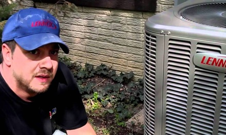 Up to 65% Off AC & furnace check-up at K & S Heating and Cooling