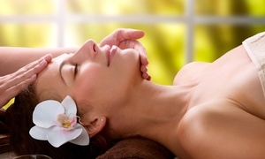 Anjou Body & Skincare: 60-Minute Pore Cleansing Facial or 90-Minute Face-Contouring Treatment at Anjou Body & Skincare (Up to 62% Off)