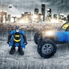Fisher-Price Hero World Batman and Transforming Batmobile