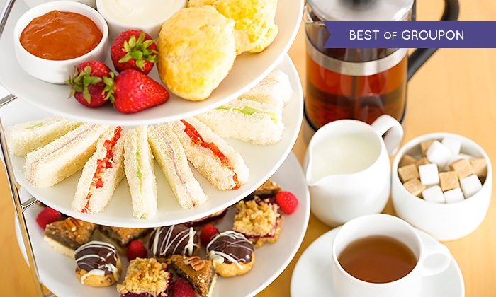Hatton Shopping Village: Afternoon Tea For Two With Optional Prosecco at Hatton Shopping Village