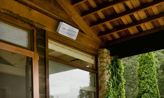 Carolina Custom Sound & Security - Raleigh / Durham: Surround-Sound Speaker System or Two Outdoor Speakers Installed from Carolina Custom Sound & Security (Up to 70% Off)
