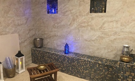 Body Wrap, Scrub, and Mask at Moroccan Hammam & Day Spa (Up to 31% Off). Three Options Available.