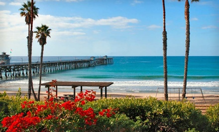 2-Night Stay at Best Western Plus Casablanca Inn in San Clemente, CA