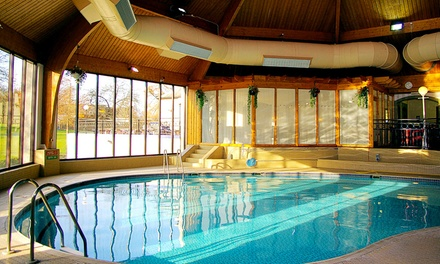 Spa Day With Two Treatments and TwoCourse Lunch at 4* Moness Resort