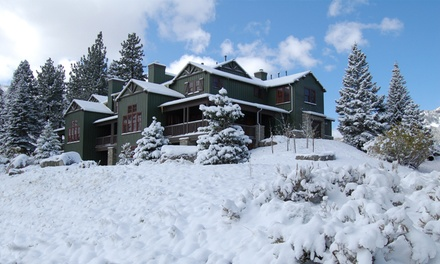 Stay at Snowcreek Resort in Mammoth Lakes, CA. Dates into June.