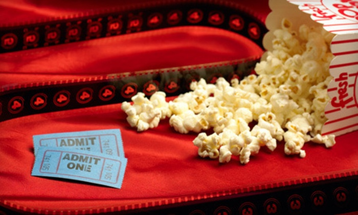 Theatres of Georgetown - Georgetown: Movie for Two or Four with Popcorn and Drinks at Theatres of Georgetown (Up to 73% Off)