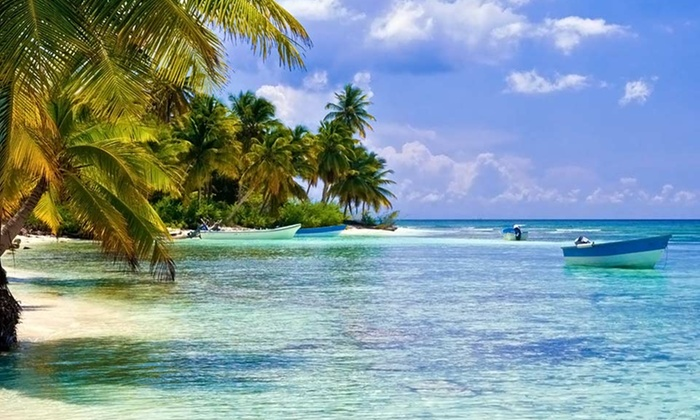 Dominican Republic Vacation with Airfare - Dominican Republic: 5-Night All-Inclusive Dominican Republic Vacation with Airfare, Meals, and Accommodations from TravelbyJen