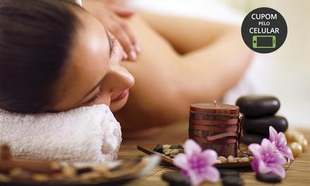 Espaço Zen Spa – Asa Sul: day spa pedras quentes para 1 ou 2 pessoas (opção com banheira de hidromassagem)