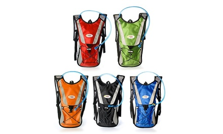 Sport Force Multi Function Hydration Backpack with 2-Liter Water Bladder (Shipping Included)