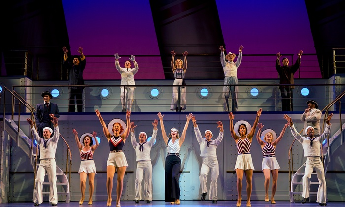 """Anything Goes - State Theatre: """"Anything Goes"""" at State Theatre on March 6-7 (Up to 48% Off)"""