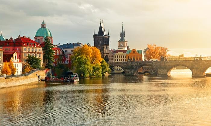 Hotel Voyage 4* a Praha, PRAHA 3 | Groupon Getaways