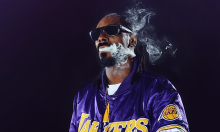 Snoop Dogg, Ice Cube, The Game, & More at Shoreline Amphitheatre on Friday, October 10 (Up to 38% Off)