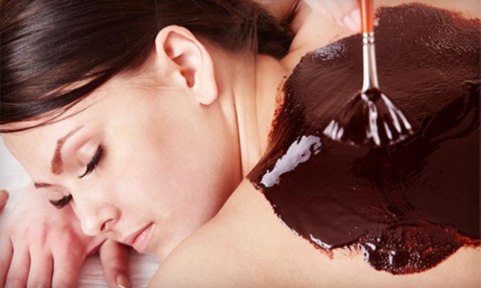 Inspire Salon - Franklin: $35 for a 60-Minute Aveda Herbal Body Wrap or Custom Aveda Therapeutic Massage at Inspire Salon ($70 Value)