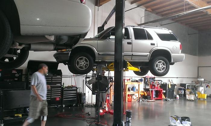 Murrieta Smog Star - Murrieta: $162 for $180 Groupon for Brake Repairs — Murrieta Smog Star