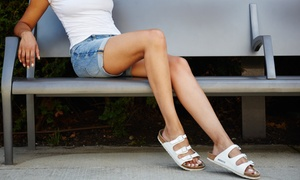 Oasis Spa: One or Three Full-Leg or Brazilian Sugaring Hair Removal Session at Oasis Spa (Up to 52% Off)