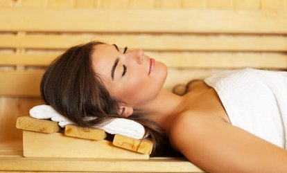 image for Three or Six Infrared <strong>Sauna</strong> Sessions at Skin Concierge Med Spa (Up to 83% Off)
