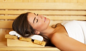 Eugene Wellness Center: One or Three 60-Minute Infrared Sauna Sessions at Eugene Wellness Center (Up to 58% Off)