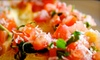 Up to 52% Off Italian Cuisine at Cafe Lombardi's