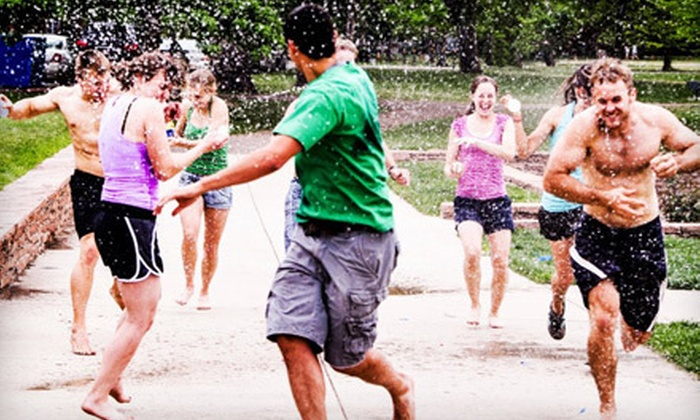 Drenched - City Park: Drenched 5K Event for One or Two at City Park on August 19 (Up to 55% Off)