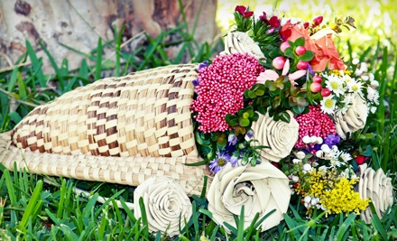 $30 Groupon - Sweetgrass Floral Design in
