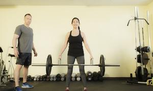 Urban Gym Ottawa: Up to 85% Off Personal Training at Urban Gym Ottawa