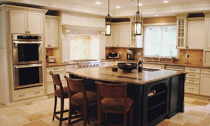 BSH Home Desgin - North Jersey: Custom Kitchen Design Package and Consultation from BSH Home Design Kitchen & Bath Showroom (45% Off)
