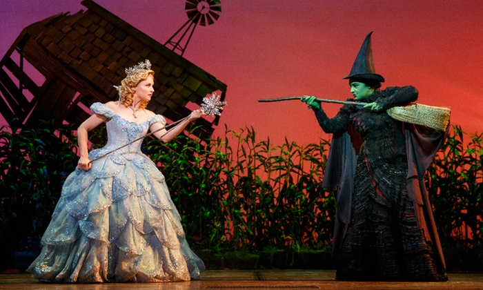 """Wicked"" - The Smith Center : Wicked at The Smith Center (Up to 46% Off). Six Showtimes Available, November 5–9."