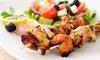 Jordan Valley Restaurant - Murr Heights: $11 for $20 Worth of Mediterranean Food, Hookah, and Drinks at Jordan Valley Restaurant