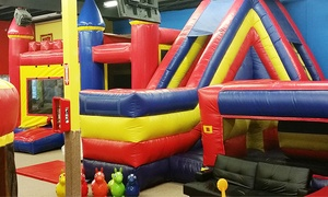 Boing Boing Bounce: 5 or 10 Open Jumps for One at Boing Boing Bounce (Up to 60% Off)
