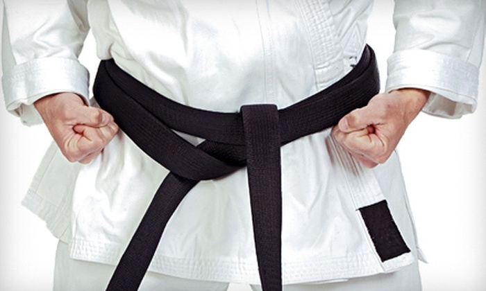 Charleswood Karate - Betsworth: One Month of Unlimited Karate Classes or 10 Drop-In Karate Classes at Charleswood Karate (Up to 69% Off)