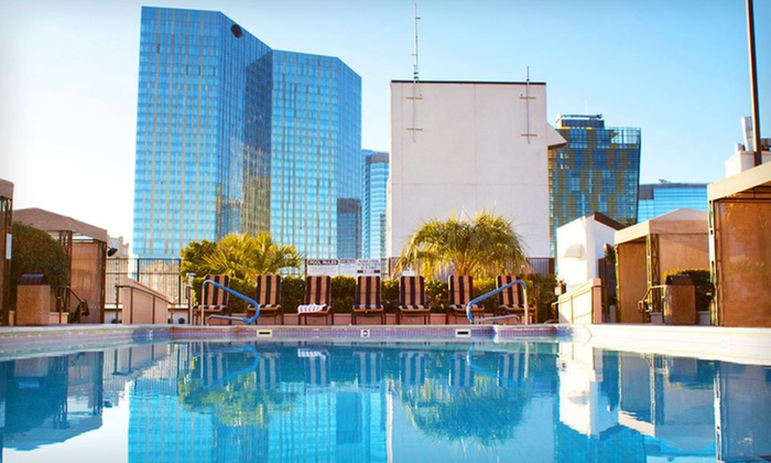 Polo Towers Suites - Las Vegas, NV: Two-Night Stay in a Studio or One-Bedroom Suite at Polo Towers Suites in Las Vegas