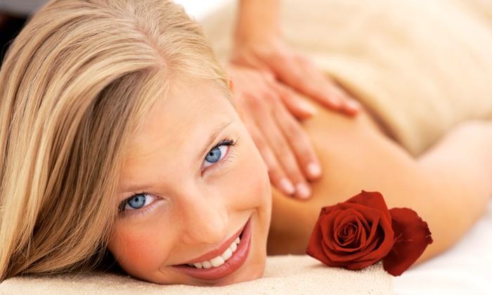 Everett House Healing Center - Everett House Healing Center: 30- or 60-Minute Massage with Hot Tub, Steam Room and Saunaat Everett House Healing Center (Up to 51% Off)