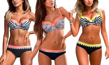 Push-Up Bikini in Choice of Style