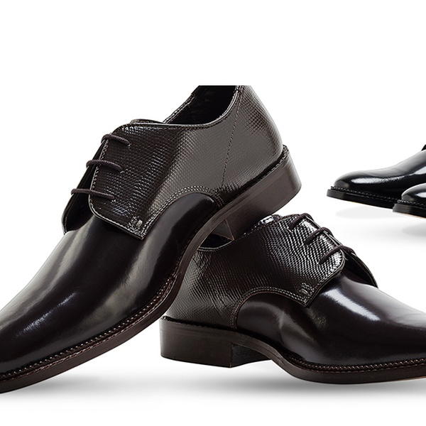 d851991f Eleganckie buty męskie: 2 kolory | Groupon