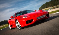 Supercar Driving Blast Experience at a Choice of 21 Locations from Buyagift