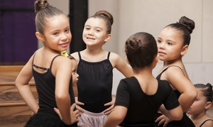 On The Edge Dance Studio: Five or 10 Kids or Adults Dance Classes at On The Edge Dance Studio (Up to 62% Off)