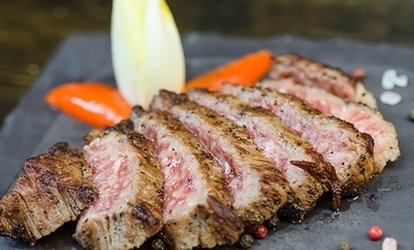 Up to 42% Off Modern Steakhouse Fare at 212 Steakhouse