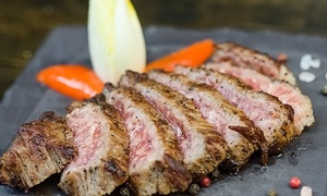 212 Steakhouse: Modern Steakhouse Fare at 212 Steakhouse   (Up to 48% Off). Two Options Available.